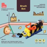 Mainan Edukasi Anak - Brushbot