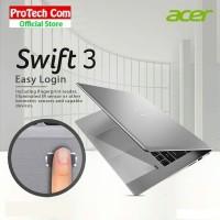 """ACER SWIFT 3 SF313-51-73WB i3 8130U 4GB 256GB SSD 13.3"""" FHD W10 RESMI"""