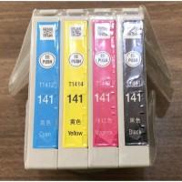 Epson 141 Ink Cartridge 1 Set CMYK Losepack ORIGINAL