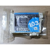 EPSON Paket Cartridge 103 Cyan Losepack Original