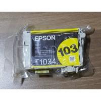 EPSON Paket Cartridge 103 Yellow Losepack Original