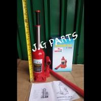 Dongkrak Botol 5 ton Hidrolik / Hydraulic Jack - Truck & Mobil