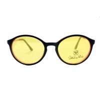 Frame Kacamata Pria-Wanita Valentina Rudy Clip On