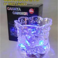 Ready !!! Gelas Sensor Air Lampu LED LY 1823 (auto sensor air)