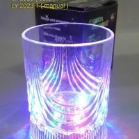 PROMO !!! Gelas Lampu LED LY 2023-1 (manual)