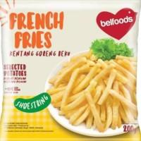 Belfoods Kentang Goreng Beku French Fries Shoestring