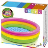 Kolam Renang Anak INTEX 86 cm X 25 cm mainan outdoor