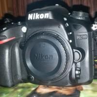 DSLR body Nikon D7200 24 mp 2nd minim SC