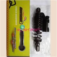 Shockbreaker/Shock Belakang Fast Bikes WP 310mm Scoopy/New Fi ESP/Led