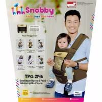 Snobby Gendongan Bayi Hipseat 6 Posisi Sirkulasi Terazo TPG2146