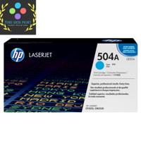 Toner HP Cyan Laserjet 504A [CE251A] - Biru