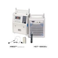 PORTABLE SOUND SYSTEM - KREZT HDT-9902U - HDT-9902 - 9902