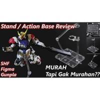 Display Stand Base Action Base SHF Figma Gundam HG RG 1/144 Figure