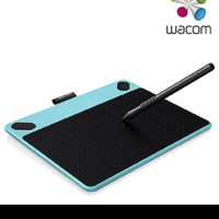 Wacom drawing pen tablet, Intuos Art dengan bonus software