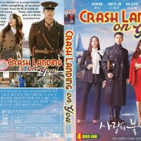 DVD seri Korea crash landing on you