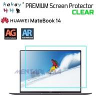 Screen Protector HUAWEI MateBook 14 - KAKAY PREMIUM Full Screen CLEAR