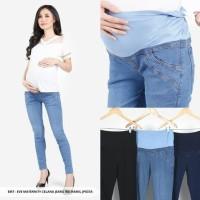 Celana Hamil Jeans Mom Eve Maternity JP027B