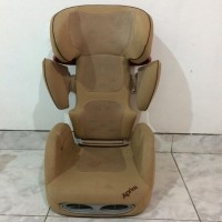 BABY SEAT CAR APRICA CREAM