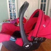STROLLER ELLE MAXI & STROLLER BABY CAR SEAT JOLE SECOND KONDISI BAIK