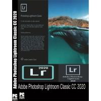 Adobe Photoshop Lightroom Classic CC 2020 DVD