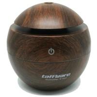 Taffware Aroma therapy Air Humidifier Desain Kayu - K-H41 - Brown