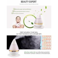 Taffware Mini Ultrasonic Air Humidifier Aroma Therapy - K-H121