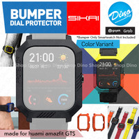 SIKAI BUMPER DOFF Hard Case Screen Protector Cover Amazfit GTS