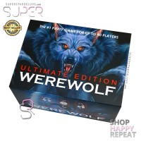 Werewolf Ultimate Edition Card Game (Premium Pack Full Color)