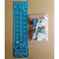 Unik Paket pcb Micro dan komponen simetris BOSSTRAP Murah