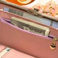 Dompet wanita Handpone android korea sytle asli import