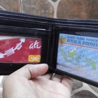 dompet kulit asli , dompet pria
