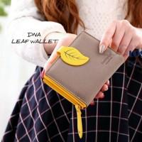 Dompet Wanita Leaf Wallet