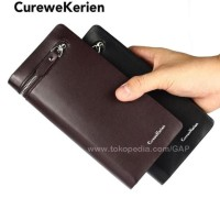 Dompet wanita pria kulit panjang