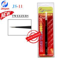 Jinyan Pinset Tweezers Lurus Tajam Js-11 Anti-Magnetic Original 15000