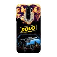 Hardcase Xiaomi Redmi Note 8 Pro Solo A Star Wars Story 2018 Z7093