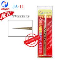 Jinyan Pinset Tweezers Lurus Tajam Ja-11 Stainless Steel Original 1950