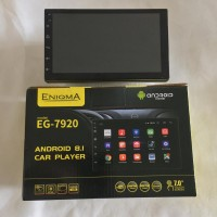 SALE JUAL HEAD UNIT ANDROID ENIGMA EG 7920 RAM 2 GB ANDROID OS 8.1