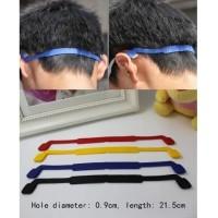Strap tali silikon silicone kacamata untuk olahraga aktivitas