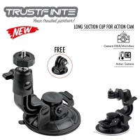 Car Suction Cup 9CM with Tripod Mount for GoPro 8 Osmo Action Dash Cam
