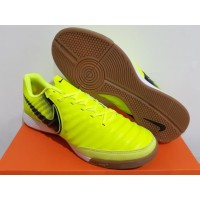 Sepatu Futsal Nike Tiempo LegendX 7 Academy Genio Volt Black