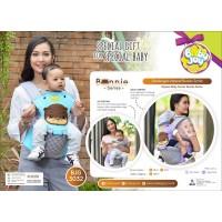 Gendongan Bayi Depan Hipseat Hip Seat Baby Joy Bonie BJG 3032