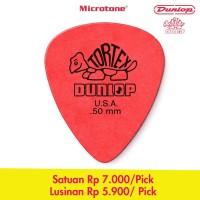 Dunlop Tortex 0.50 mm Standard Guitar Pick / Pik Gitar 0.50mm USA