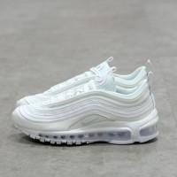Nike Air Max 97 Platinum White 100% Original
