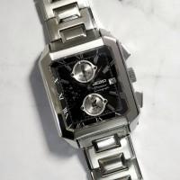 SEIKO PREMIER Chronograph jam tangan pria asli original antik keren