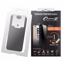 SALE! Optimuz Tempered Glass Anti Spy Iphone 6 Iphone6 dgn Aplikator