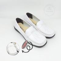 sepatu sekolah kebidanan wanita putih - Putih, 37