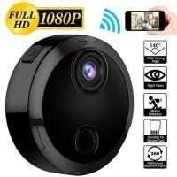 Mini Camera Q15 4K Ultra HD 1080P WiFi Kontrol Jarak Jauh IP Cam P2p