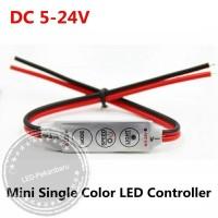 MODUL STROBO LED / CONTROL KEDIP FLASH / LAMPU DIMMER 6 MODE SPEED
