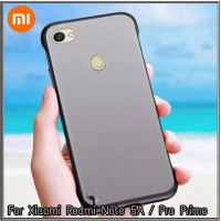 Case Xiaomi Redmi Note 5A Pro Prime Casing Soft Hard Tranparanst Cover
