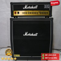 Ampli Gitar Marshall Head Cabinet Bergaransi